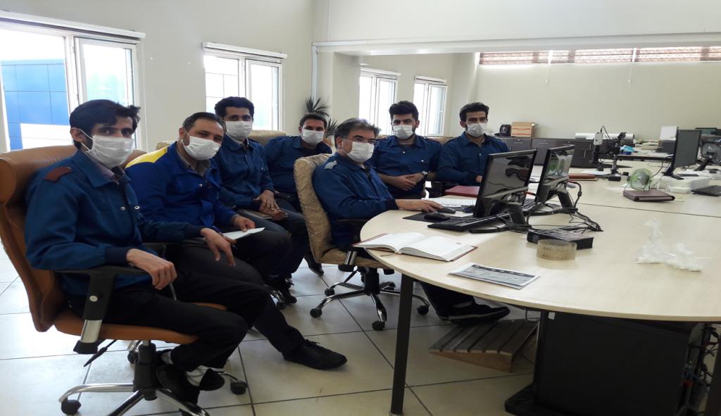 دوره آموزشی نرم افزارهای Prinerge2 و Collage1 و Collage2 برگزار شد.
