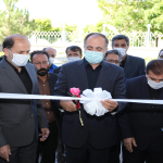 Opening ceremony of development of plate making unit