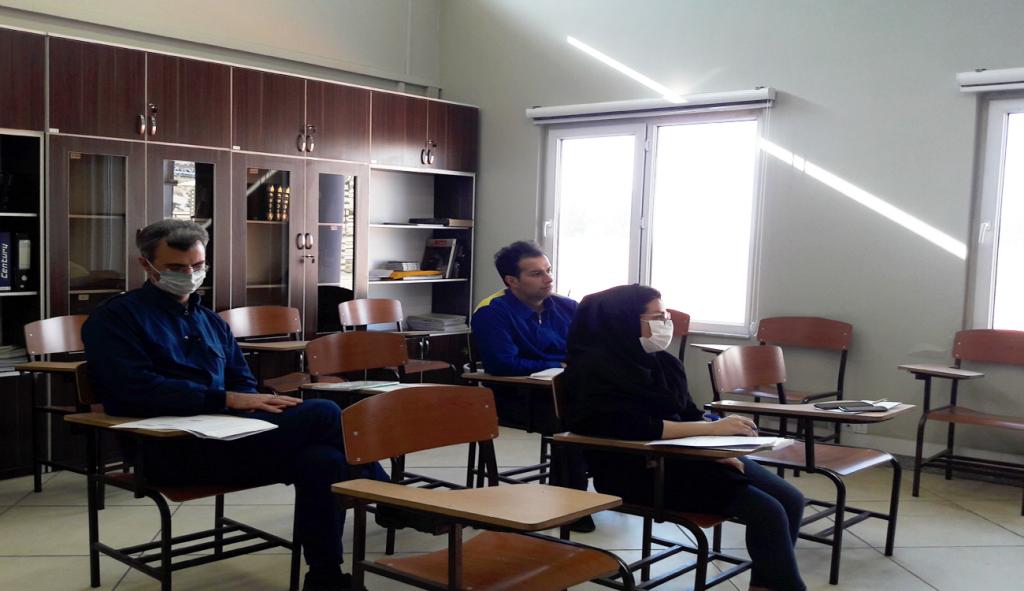 Üretim kontrolüne giriş eğitim kursu düzenlendi.